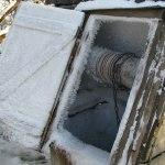 Как утеплить колодец на зиму своими руками
