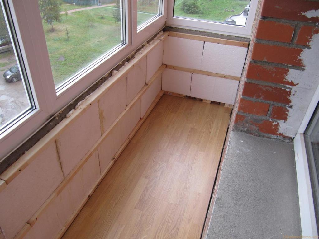 Как правильно утеплить балкон своими руками. пошаговая инстр.